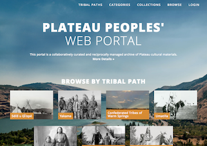 Plateau Peoples' Web Portal